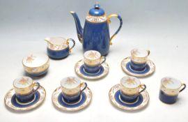 SIX PERSONS SPODE COPELAND CHINA TEA SERVICE