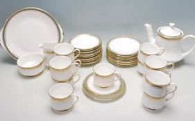 LARGE ROYAL ALBERT - PARAGON 12 PERSON TEA SET