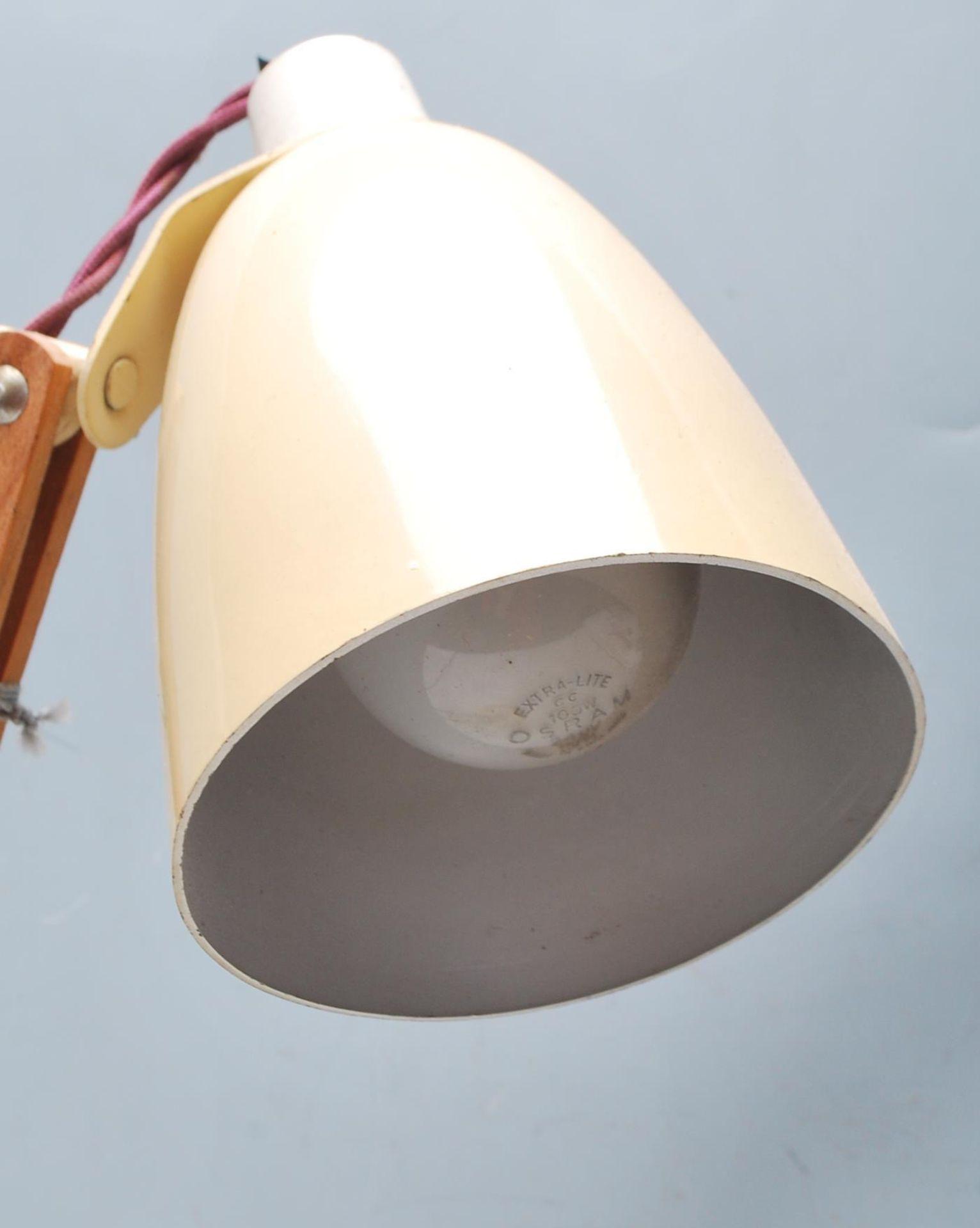 MID CENTURY TERENCE CONRAN MACLAMP DESK LAMP - Image 7 of 7