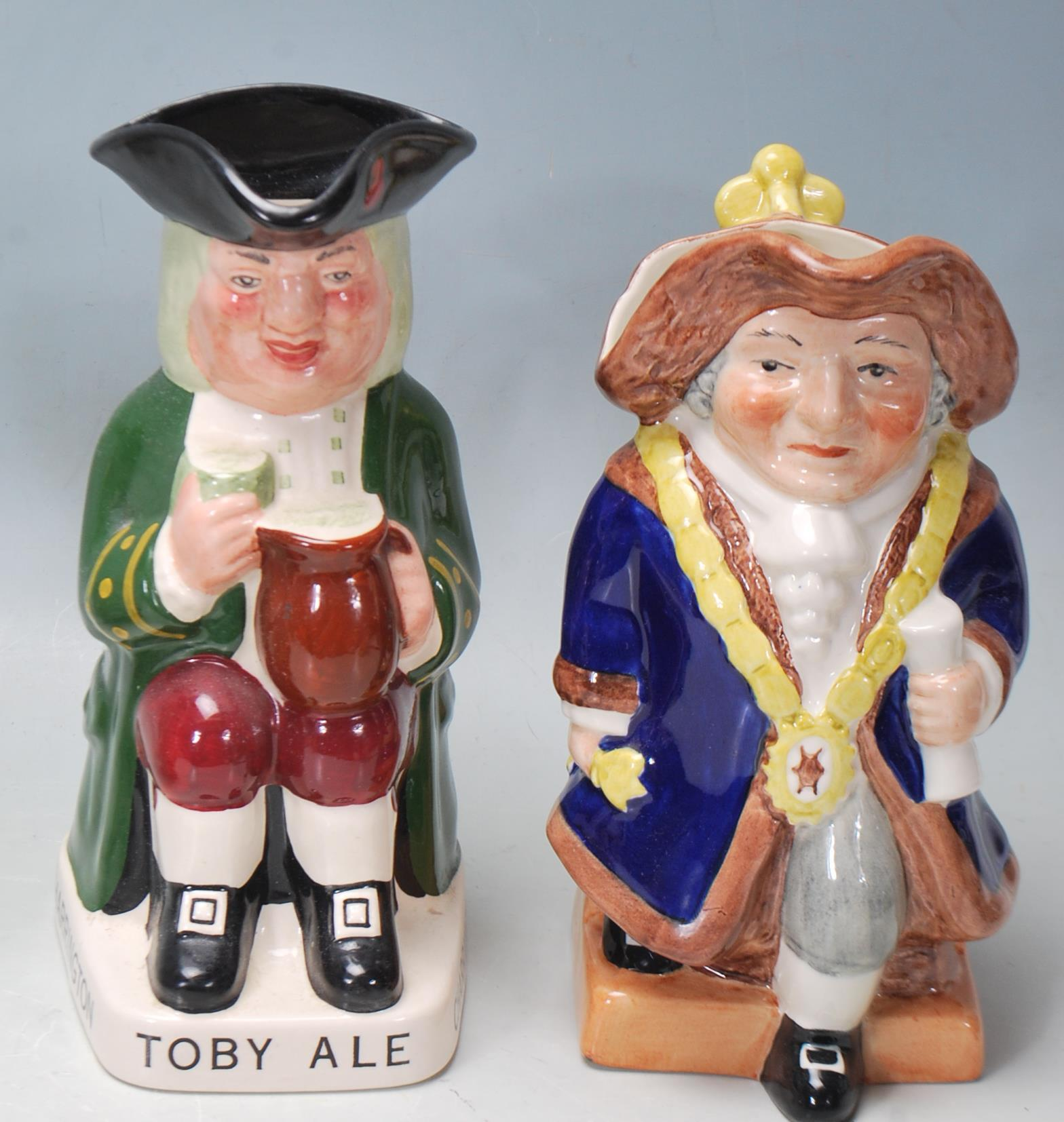 LARGE GROUP OF 20TH CENTURY CERAMIC TOBY JUGS - Image 6 of 9