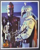 STAR WARS - JEREMY BULLOCH - CELEBRATION - BOBA FETT