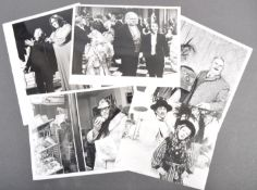 RONNIE BARKER - COLLECTION OF ORIGINAL PRESS PHOTOGRAPHS