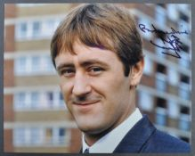 ONLY FOOLS & HORSES - NICHOLAS LYNDHURST SIGNED PHOTO