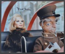 "THUNDERBIRDS - DAVID GRAHAM - AUTOGRAPHED 8X10"" PHOTO"
