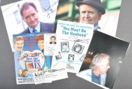 ONLY FOOLS & HORSES - COLLECTION OF CAST AUTOGRAPHS