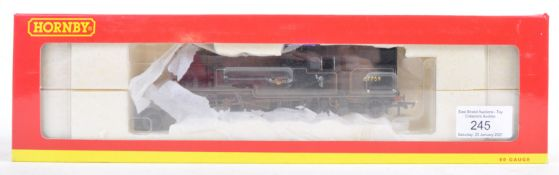 HORNBY 00 GAUGE R3007 DCC BR 2-6-4T LOCO