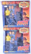MATCHBOX NIGHTMARE ON ELM STREET FREDDY ACTION FIGURES
