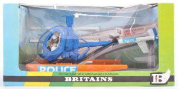 ORIGINAL VINTAGE BRITAINS 1/32 SCALE DIECAST MODEL HELICOPTER