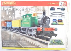 HORNBY 00 GAUGE R1085 LOCAL FREIGHT TRAIN SET