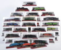 COLLECTION OF BOXED ATLAS 00 GAUGE MODEL TRAINS
