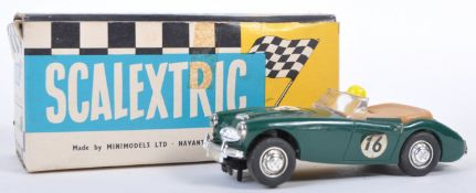 ORIGINAL VINTAGE TRI-ANG SCALEXTRIC SLOT RACING CAR