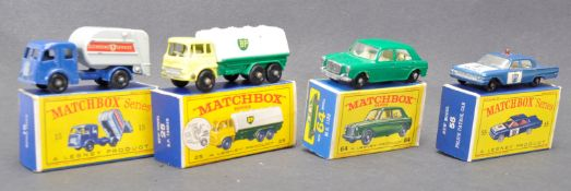 COLLECTION OF VINTAGE LESNEY MATCHBOX DIECAST