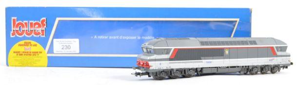 RARE JOUEF MADE HO GAUGE 858300 SNCF LOCO