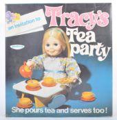 ORIGINAL VINTAGE PALITOY TRACY'S TEA PARTY PLAY SET