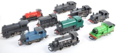 COLLECTION OF ASSORTED 00 GAUGE TANK ENGINES