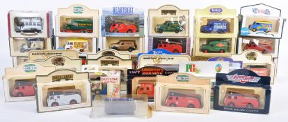 LARGE COLLECTION OF ASSORTED SCALE DIECAST MODELS