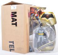 BATMAN V SUPERMAN BATMAN ACTION FIGURE MATTEL TRADE BOX