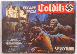 PARKER ESCAPE FROM COLDITZ BOARD GAME