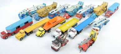 COLLECTION OF CORGI MAJOR TOYS DIECAST MODELS