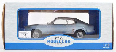 MODEL CAR GROUP 1/18 SCALE PRECISION FORD CAPRI MKI