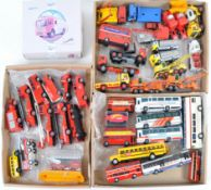 COLLECTION OF ASSORTED DEICAST MODEL VEHICLES
