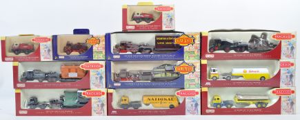 COLLECTION OF BOXED 1/76 SCALE TRACKSIDE MODELS