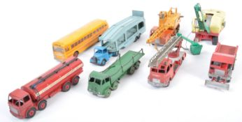 COLLECTION OF DINKY SUPERTOYS DIECAST MODELS