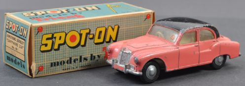 ORIGINAL VINTAGE TRIANG SPOT ON BOXED DIECAST MODEL