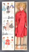 ORIGINAL 1960S MATTEL MADE BARBIE ' TEEN AGE FASHION DOLL ' BOXED