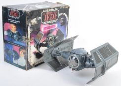 RARE VINTAGE STAR WARS LILI LEDY DARTH VADER TIE FIGHTER TOY