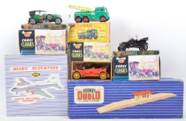 COLLECTION OF ASSORTED DIECAST MODEL VEHICLES