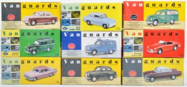COLLECTION OF LLEDO VANGUARDS DIECAST MODELS VEHICLES