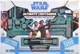 ORIGINAL HASBRO STAR WARS ULTIMATE LIGHTSABER PLAYSET