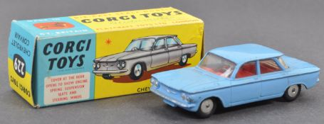 ORIGINAL CORGI TOYS BOXED DIECAST MODEL NO 229