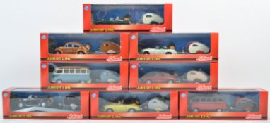 SCHUCO JUNIOR LINE SHOP DISPLAY TRADE BOX