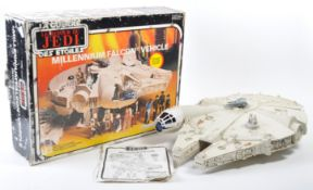 ORIGINAL VINTAGE PALITOY STAR WARS MILLENNIUM FALCON PLAYSET