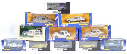 COLLECTION OF CORGI AND WHITEBOX 1/43 SCALE DIECAST