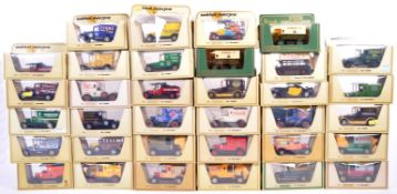 LARGE COLLECTION OF MATCHBOX MODELS OF YESTERYEAR DIECAST