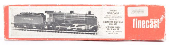ORIGINAL WILLS FINECAST 00 GAUGE 4MM SOUTHERN TRAIN KIT
