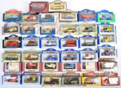 LARGE COLLECTION OF ASSORTED DIECAST MODEL VEHICLES