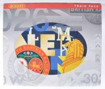 HORNBY 00 GAUGE MODEL RAILWAY TRAIN SET PACK