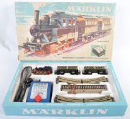 ORIGINAL MARKLIN MADE 2943 H0 GAUGE TRAIN SET