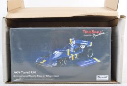 ORIGINAL TRUESCALE 1976 TYRRELL P34 DIECAST MODEL SEALED