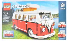 LEGO SET - LEGO EXPERT - 10220 - VOLKSWAGON T1 CAMPER VAN