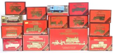 COLLECTION OF MATCHBOX MODELS OF YESTERYEAR MODELS