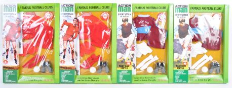 ACTION MAN 40TH ANNIVERSARY FAMOUS FOOTBALL CLUB UNIFORMS