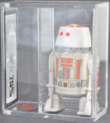 ORIGINAL UKG GRADED KENNER STAR WARS R5-D4 ACTION FIGURE