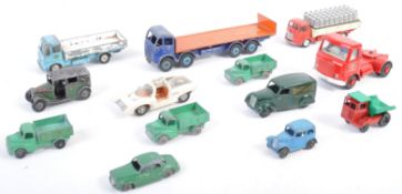 COLLECTION OF 13X ASSORTED VINTAGE DIECAST MODELS