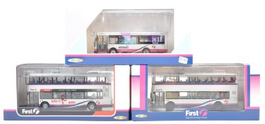 COLLECTION OF CMNL UKBUS DIECAST MODEL BUSES