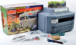 RARE PALITOY ACTION MAN ELECTRONIC COMMAND CENTRE PLAYSET